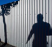 Shadowman by reflexio
