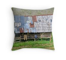 Home sweet home - Mamasa Valley, Sulawesi Indonesia Throw Pillow