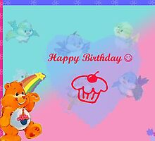 happybirthday card by pattymouse