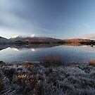 Rannoch Moor by Alan Black