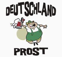 Deutschland Prost by HolidayT-Shirts