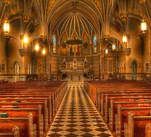 St. Andrews Church by ParadoxGraphics