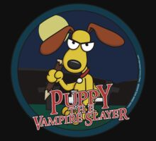 Puppy The Vampire Slayer by Wislander