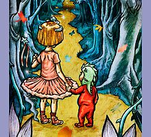 The Adventurers by Baird Hoffmire