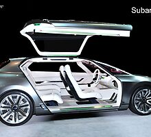 Subaru Tourer(Concept) by art1975