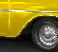 Taxi Cuba 2 by Jean-François Dupuis