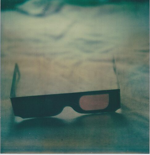 retro specs by Morgan Kendall