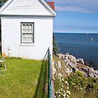 Acadia light house by nolenphotograph