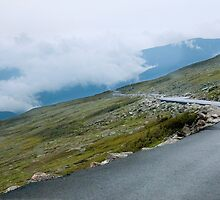 Mount Washington- drive down by nolenphotograph