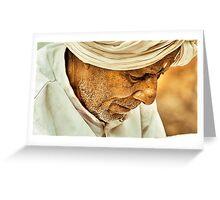 Waari - Revisited Greeting Card