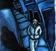 Blue walker no.1 by jimb88
