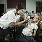 School Daze - The Bully  by Alicia Adamopoulos