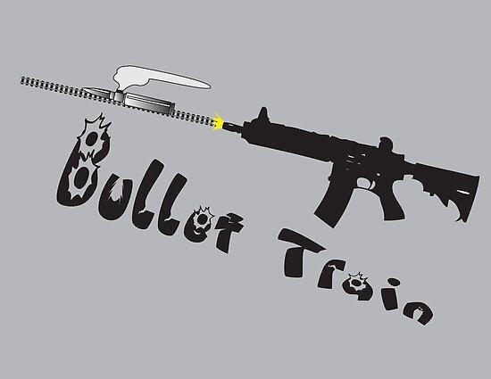 Bullet Train by tluu901751