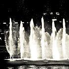 Light Fountain by Dean Lichkov