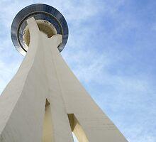 Las Vegas Stratosphere by Dirtyjerz