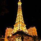 Eiffel Tower by Dean Lichkov
