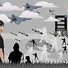 Endless fighting viewed by innocent bystanders by tluu901751