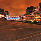 Along The Yarra River by Stephen Ruane