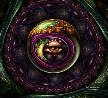 Evil Eye by Esther Johnson