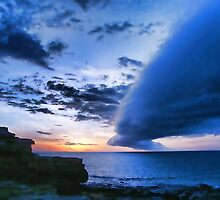 Broome WA cloud formation by Ausgirl60