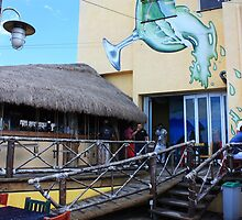 Backside of Margaritaville by E.R. Bazor