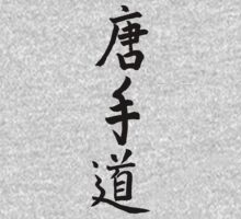 Tang Soo Tao caligraphy by shipsoo
