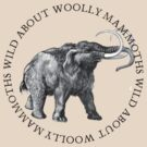 Woolly Mammoth by Zehda