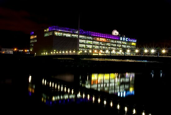 BBC Scotland by Claire Tennant