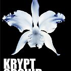 Krypt Orchid Logo Design #1 by Louwax
