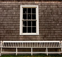 NEW ENGLAND BENCH by phil decocco