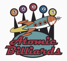 Vintage T-Shirts Billiards by Vintage Retro T-Shirts