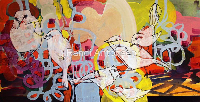 birds II by Randi Antonsen
