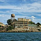 ALCATRAZ ISLAND Series #1 by pat gamwell