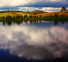 Cloud Cover by Kym Howard