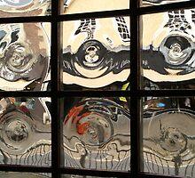 Pub Window by Nik Watt