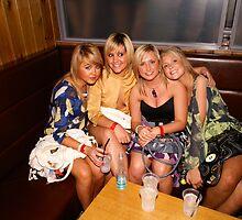 Four Girls by Nik Watt