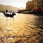 Sunset on Canal Grande by alenavataga