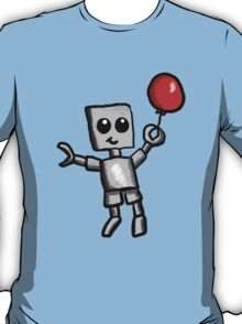 Robot and Balloon  T-Shirt