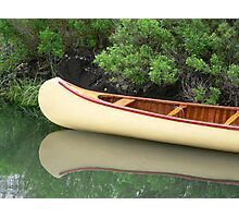 Kodachrome Canoe Photographic Print