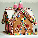 Gingerbread House by Marija