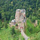Burg Eltz - a view by roumen
