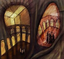 Two Views One Room by Adam Howie