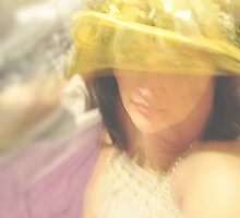 Her Yellow Hat... by Lisa Argyropoulos