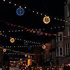 Christmas orbs by Ben Porter