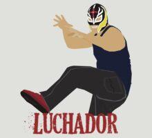 Luchador by DesignStrangler