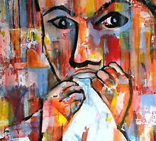 A Tribute to A Peer...Bernard... by Anthea  Slade