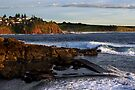 Kiama Rock Pool by Darren Stones