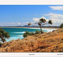 Fingal Head by Kym Howard