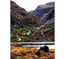 Meandering Through - Gap of Dunloe Photographic Print
