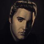 Elvis Presley by kinch